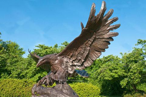 The Stag Maidstone >> Outdoor bronze animal antique bronze garden eagle sculptures for sale-Bronze/Metal Deers/Egales ...