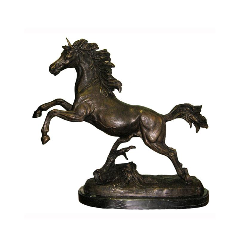Casting Bronze Horse Statue Aldo Vitaleh Indian On Horse A Tribute To Remington Replica
