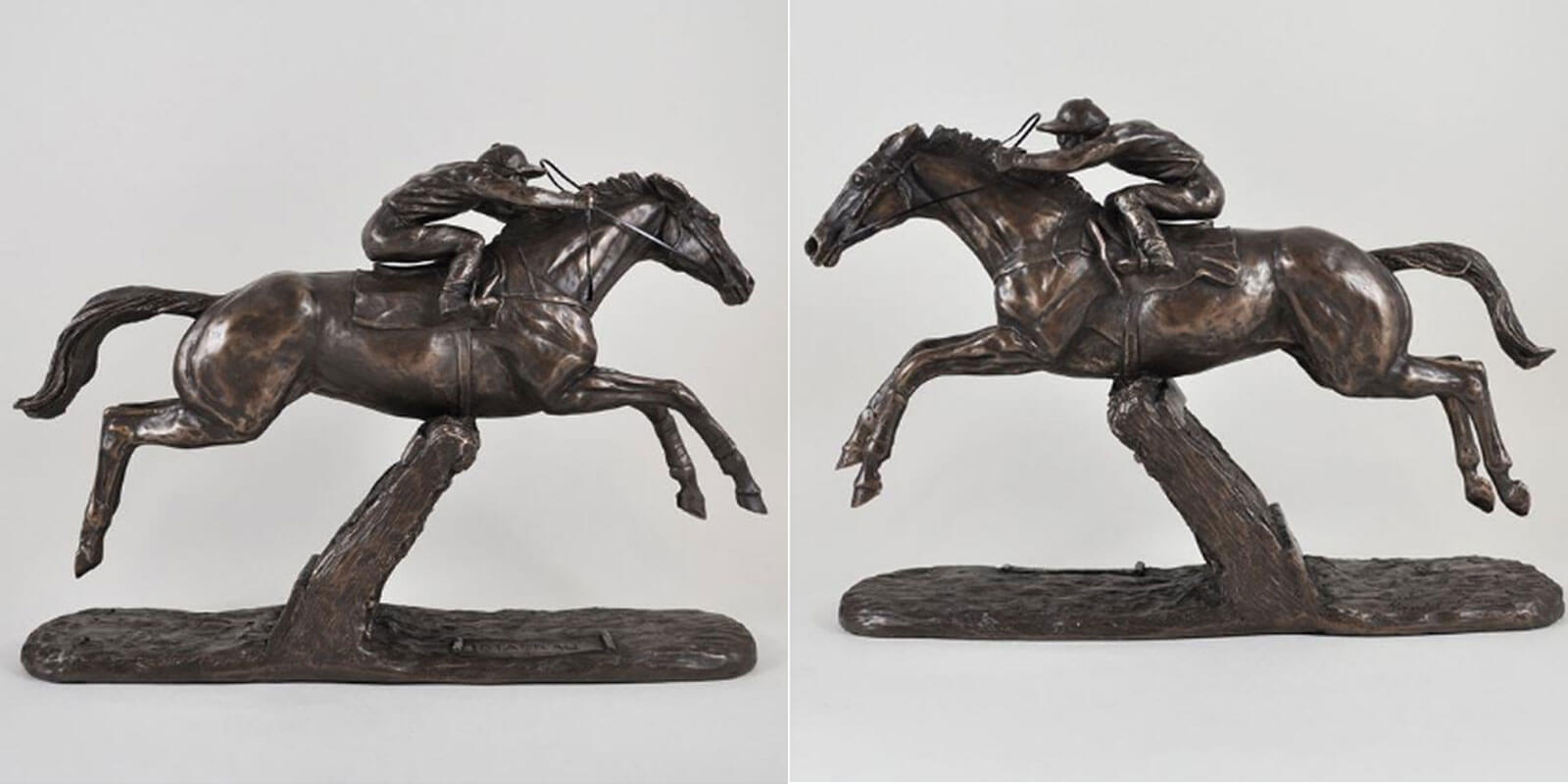 casting bronze horse sculptures for sale