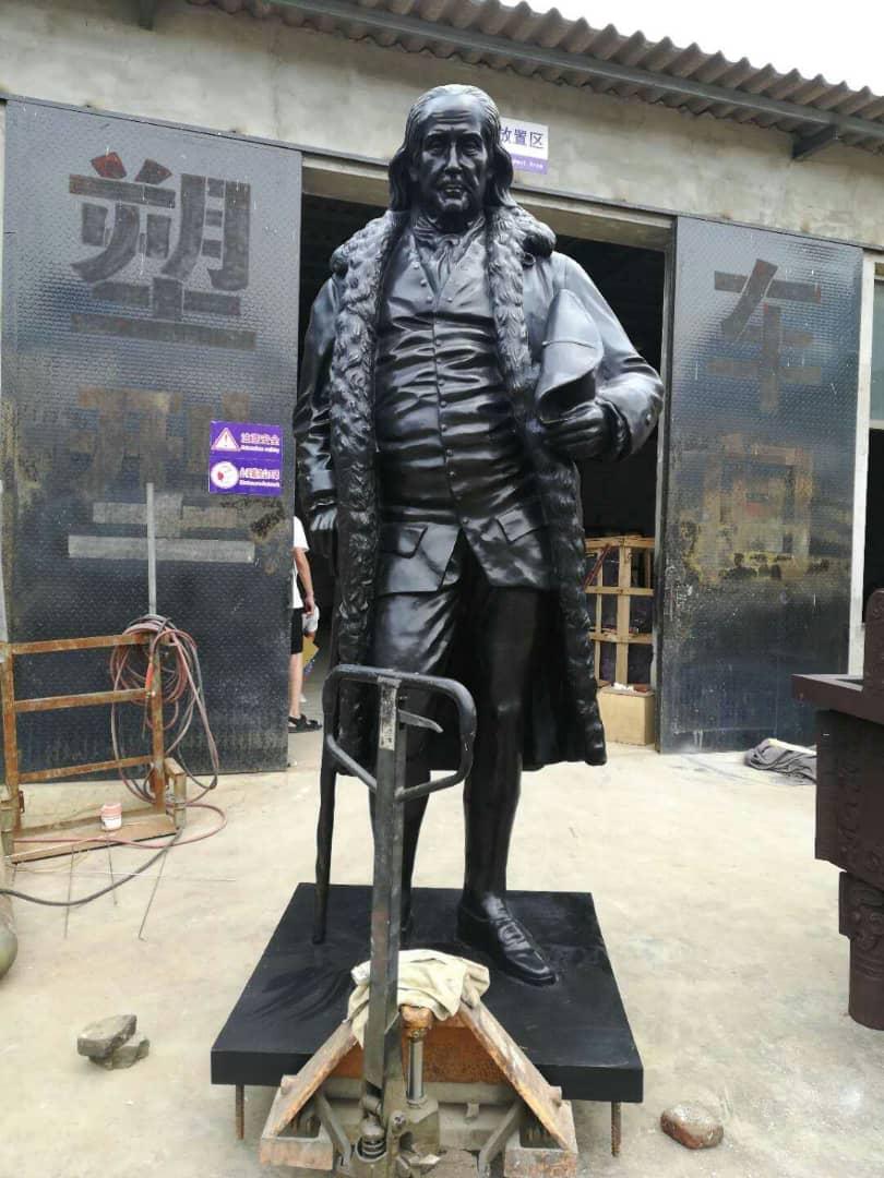 custom statue for yourself in bronze