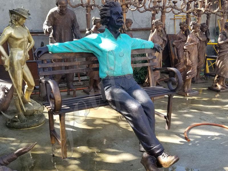 famous Albert Einstein monuments for sale