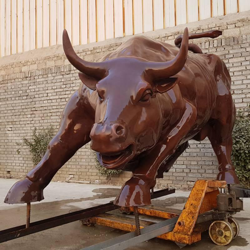 bronze bull statue (4)